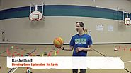 PE Games - Basketball Shooting Game - Hot Spots