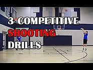 Basketball Drills - 3 Competitive Shooting Drills