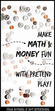 """Mommy, Can I Buy My Lunch Today? Math Money Games for Preschool – Nothing if Not Intentional"