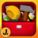 Toy Repair Workshop - Top Fun Interactive Game App For Toddlers and Kindergarten