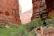 Advantage Grand Canyon Hikes During Rafting Trips