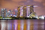Marina Bay Waterfront Promenade