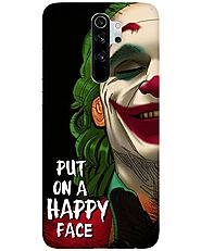 Buy Best Redmi Note 8 Pro Back Cover Online @ Beyoung