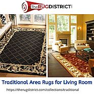 Buy Traditional Rugs Online at Lowest Price | The Rug District