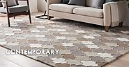 Decorative Contemporary Rugs to Make Your Home Looks Amazing