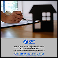 Home Inspection - Key Property Inspection Group