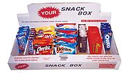 Printed Snack Boxes | Custom Snake Packing Boxes Wholesale Manufacturer
