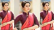 7 Styles to make your designer party wear sarees look stunning