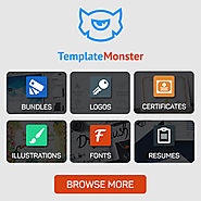 Create Your Site Easily with Responsive Web Templates from TemplateMonster (TheBigBazar.Find The Best Opportunities F...