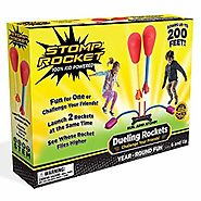 Stomp Rocket Dueling Rockets