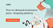 eCommerce Print On Demand Solutions | Gooten