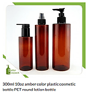 PET Cosmetic Bottles | Cosmetic Bottle Manufacturer from China | Bettercospack