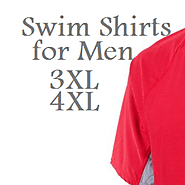 Best Swim Shirts for Men 3xl 4xl 5xl Reviews