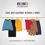 100% Dry Clothes Within 1 Hour