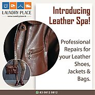 Professional Repairs for your Leather Shoes, Jackets & Bags