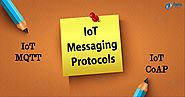 IoT Messaging Protocols - IoT MQTT & IoT CoAP - DataFlair