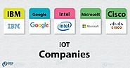 5 Top-level IoT Companies in The World You Will Be Surprised to Know - DataFlair