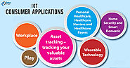 6 Important IoT Consumer Applications - DataFlair