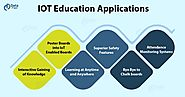 6 Important Roles & Application of IoT in Education - DataFlair
