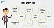 8 Noteworthy IoT Devices the Features of which will Blow your Mind - DataFlair