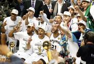 4. Sunday, June 15, 2014: Spurs