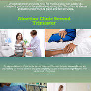 Abortion Clinic Second Trimester - Orlando Women's Center | Visual.ly