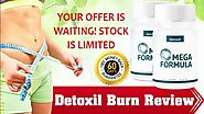 Detoxil Omega Formula Review - Burn Fat As Fuel !!!