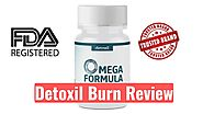 Detoxil Burn Supplement | JR Supplement Reviews