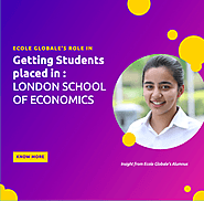 Ecole Globale's Role in Getting Students Placed in the London School of Economics