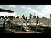 Kings Wharf, Dockyard Bermuda, HD Video