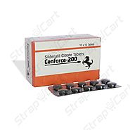 Cenforce 200mg | sildenafil | Tablet