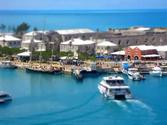 Royal Naval Dockyard (Kings Wharf, Bermuda) - Miniature Effect