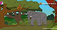 Hathi Ki Mitrata - Hindi Story For Children With Moral - Moral Stories in Hindi