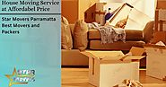 House Moving Services at Affordable Price | Star Movers