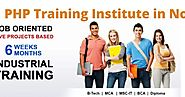 No.1 PHP Training Institute in Noida