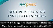 Which is the Best PHP Training Institute in Noida?