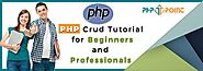 PHP CRUD Tutorial