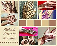 Top 10 Mehndi Artist in Mumbai