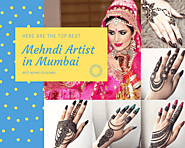 Top 10 Bridal Mehndi Artist in Mumbai