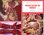 Top 10 Best Bridal Mehndi Artist in Mumbai