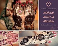 Top 10 Best Mehndi Designer in Mumbai