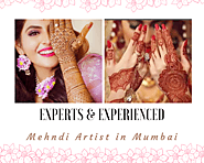 Top 10 Best Mehndi Artists in Mumbai
