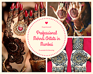 Top 10 Mehndi Designer in Mumbai