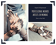 Top 10 Best Mehndi Artist in Navi Mumbai