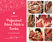 Top Best Mehandi Artist in Mumbai