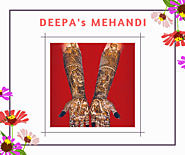 Best Mehandi Artist in Mumbai