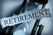 Planning your retirement.