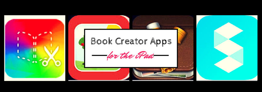 Headline for Book Creator apps for the iPad