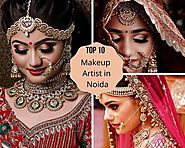 Top 10 Best Makeup Artists in Noida - Makeup Artist in Noida : powered by Doodlekit