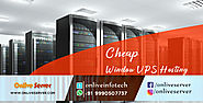 Onlive Server - Cheap Window VPS Hosting